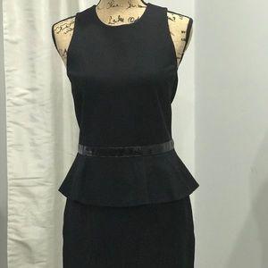 AX Armani Exchange peplum dress size 12